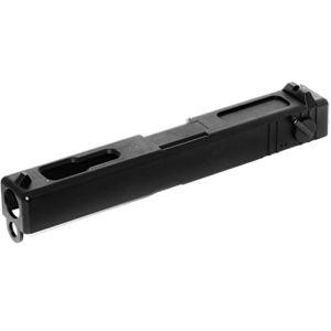 Airsoft CYMA Plastic Slide Glissière en Plastique pour CYMA CM030 G18C AEP Pistol Black Noir