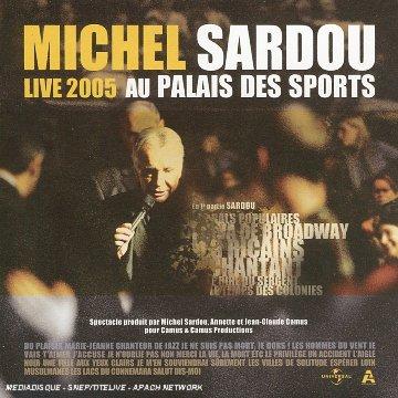 Live 2005 Au Palais Des Sports
