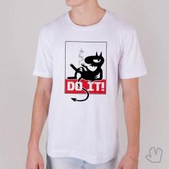Camiseta Do It Luci - Loja Nerd