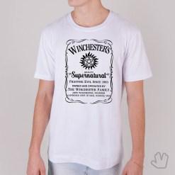 Camiseta Supernatural Winchesters - Loja Nerd