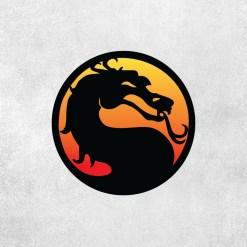 Placa Decorativa Mortal Kombat - Loja Nerd