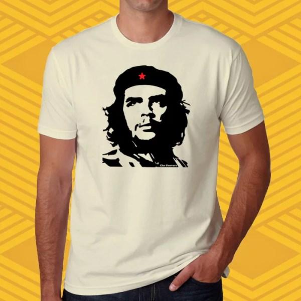 Camiseta Branca Che Guevara
