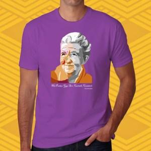 Camiseta Cora Coralina Unissex