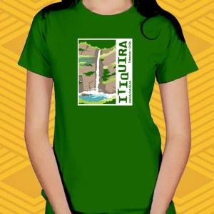 Camiseta Itiquira Baby Look