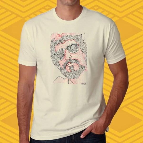 Camiseta Raul Seixas Unissex