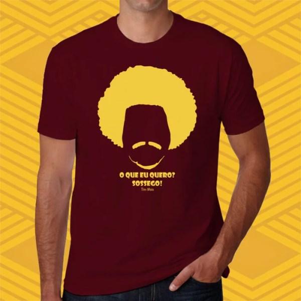 Camiseta Tim Maia Unissex
