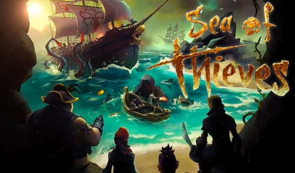 Sea of Thieves te permite invitar a tus amigos del 6 al 13 de febrero
