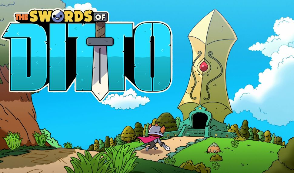 Ya disponible The Swords of Ditto