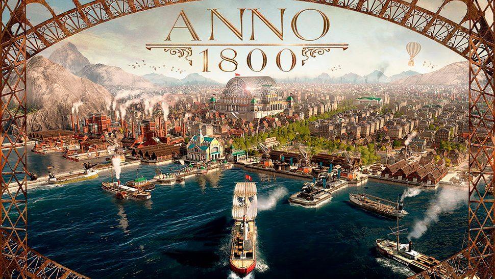 El fin de semana gratuito de Anno 1800 arranca hoy