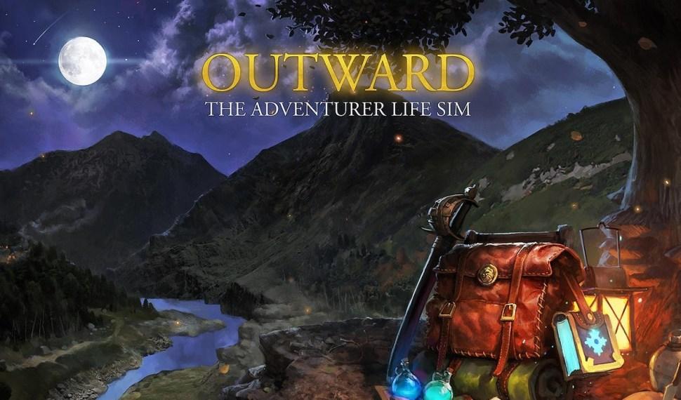 Vídeo musical para celebrar el estreno de OUTWARD