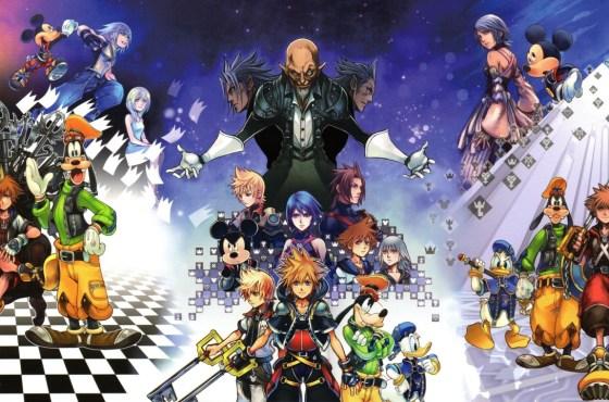 Ya disponibles por primera vez en Xbox One las clásicas aventuras de Kingdom Hearts