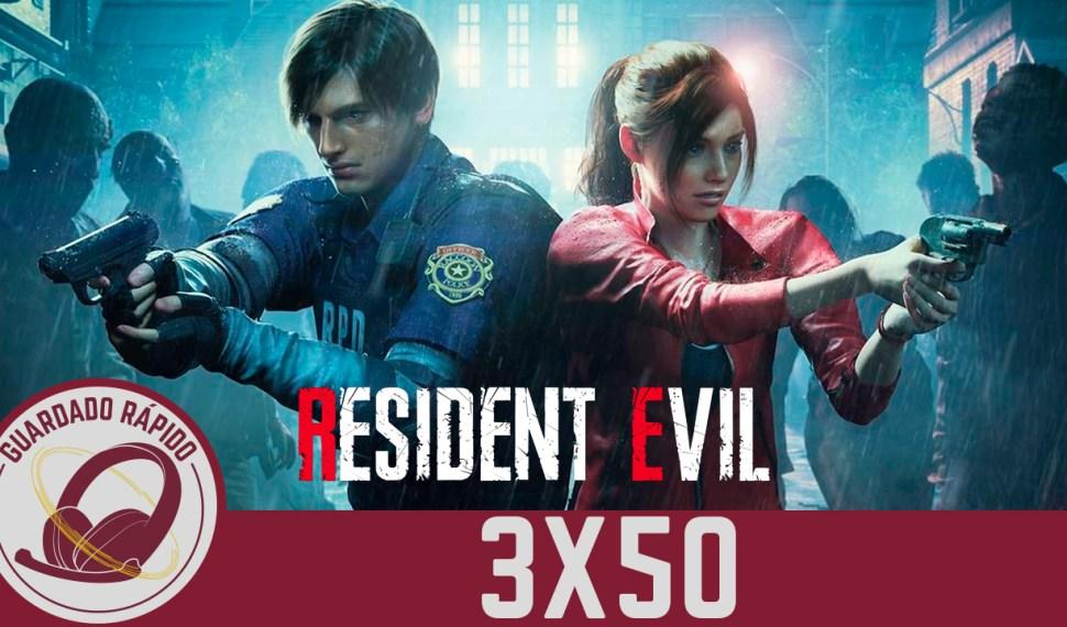 GR (3X50) ESPECIAL: Saga Resident Evil (Del 1 al 7)