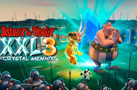 Asterix & Obelix XXL3: The Crystal Menhir ya disponible