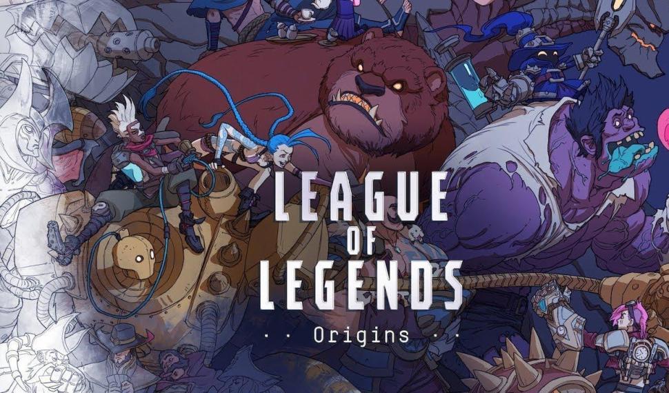 Espacio Riot – Documental League Of Legends: Orígenes