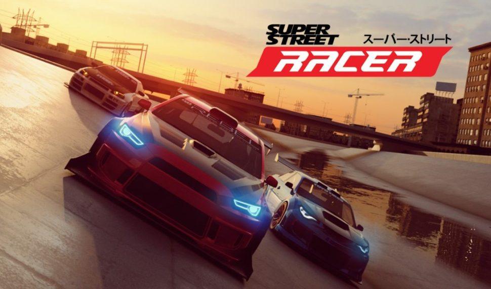 Super Street: Racer llega hoy para Nintendo Switch.