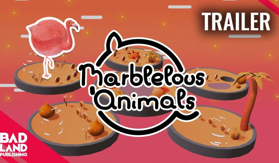 Marblelous Animals ya disponible en Nintendo Switch