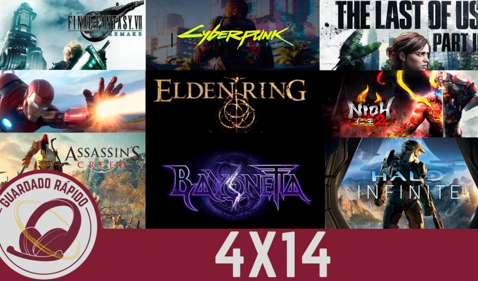 GR (4×14) Lo más esperado de 2020: The Last of Us 2, Elden Ring, FFVII Remake, Cyberpunk 2077, The Avengers y mucho más
