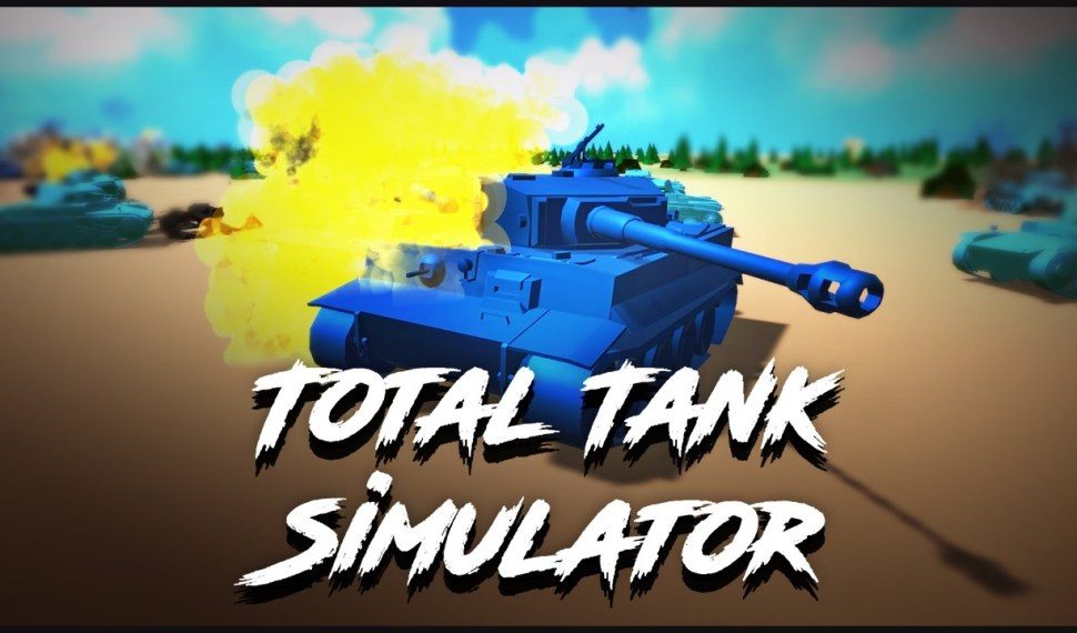 Anunciado Total Tank Simulator para Steam