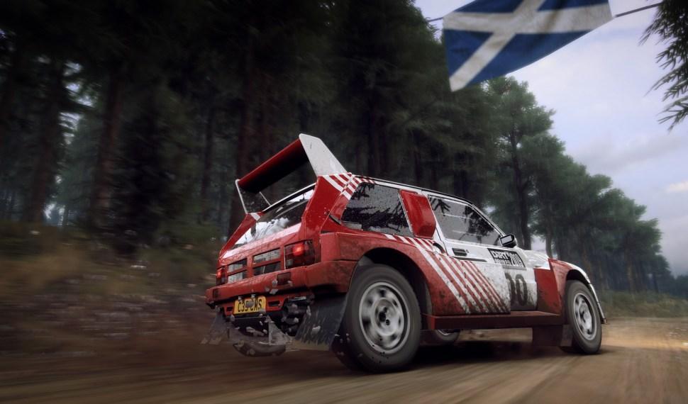 Emula los mejores momentos del piloto Colin McRae en el nuevo contenido para DiRT Rally 2.0