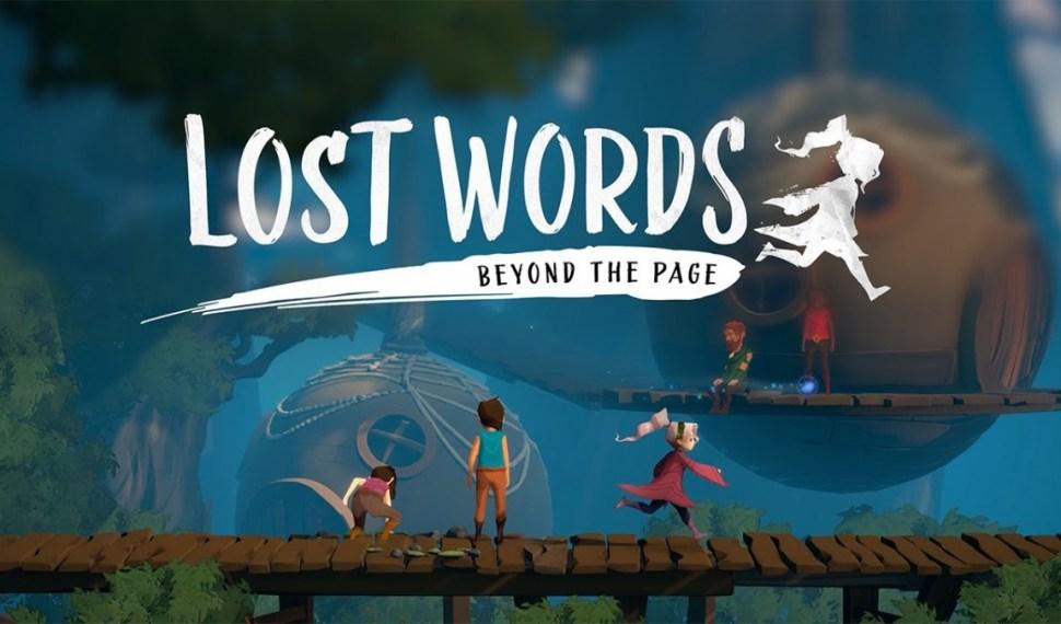 Nuevo tráiler de juego de Lost Words: Beyond the Page