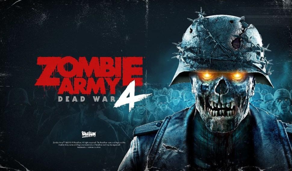 Rebellion presenta un nuevo tráiler de Zombie Army 4