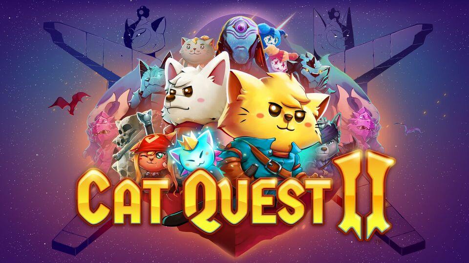 Cat Quest II fija su fecha de lanzamiento con un pack con el primer Cat Quest.