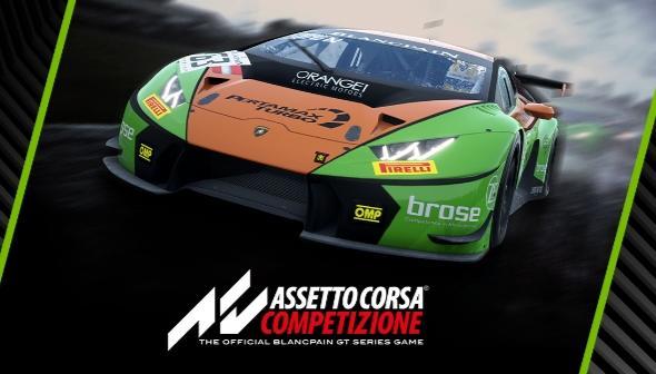 Assetto Corsa Competizione desvela su fecha de lanzamiento