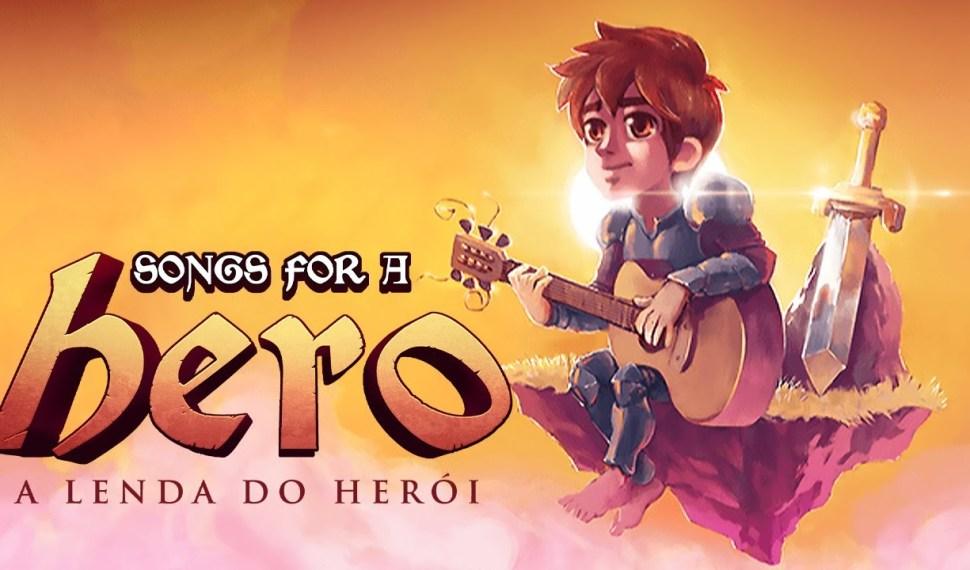 Análisis de Songs for a hero – A lenda do herói. Innovando en la narrativa desde el desarrollo independiente