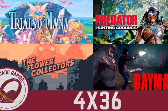 GR (4×36) Summer Game Fest, AC Valhalla, TLOU2, Trials of Mana, Predator: Hunting Grounds, Daymare 1998 y más….
