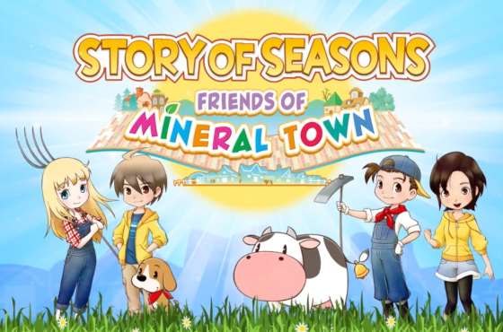 Story of Seasons: Friends of Mineral Town ya está disponible para reservar en formato físico en tiendas