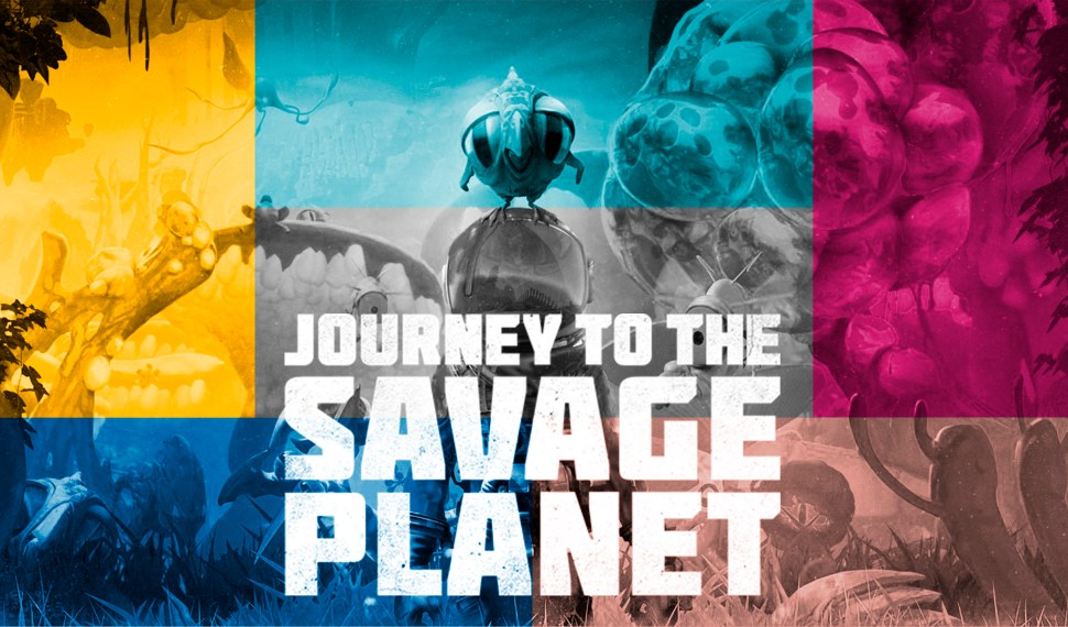 Stream Diario: Journey To The Savage Planet