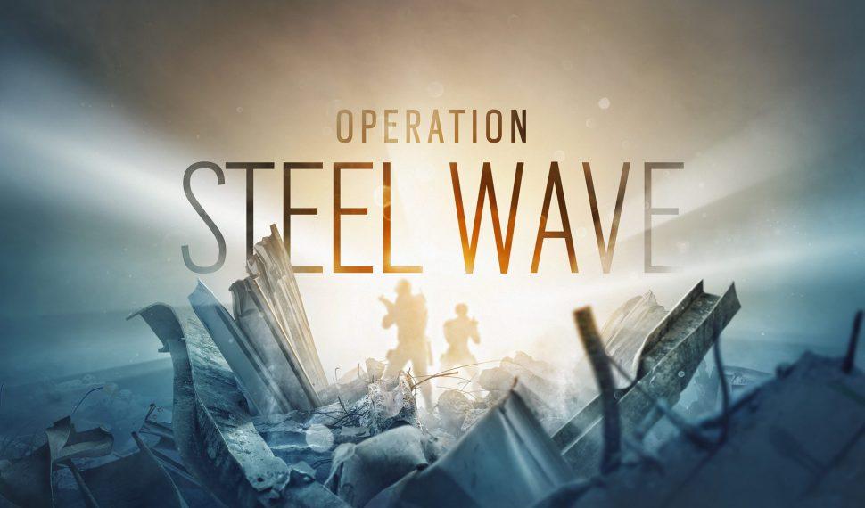 "Ya disponible ""Operation Steel Wave"" de Rainbow Six Siege"