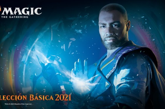 La Colección Básica 2021 de Magic: The Gathering ya está disponible