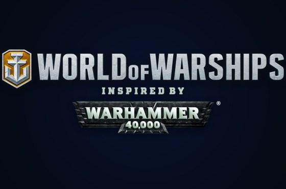 Warhammer 40,000 y World of Warships unen fuerzas