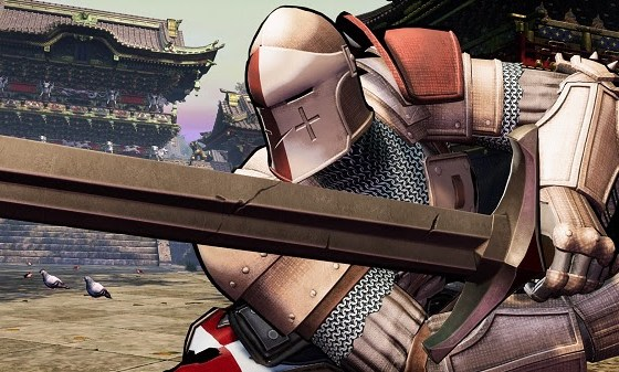 Warden de For Honor llega a Samurai Shodown