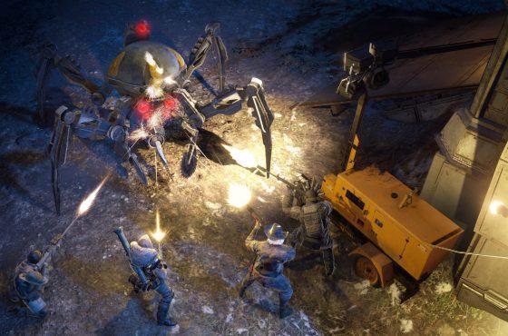 Wasteland 3 muestra su trailer modo cooperativo