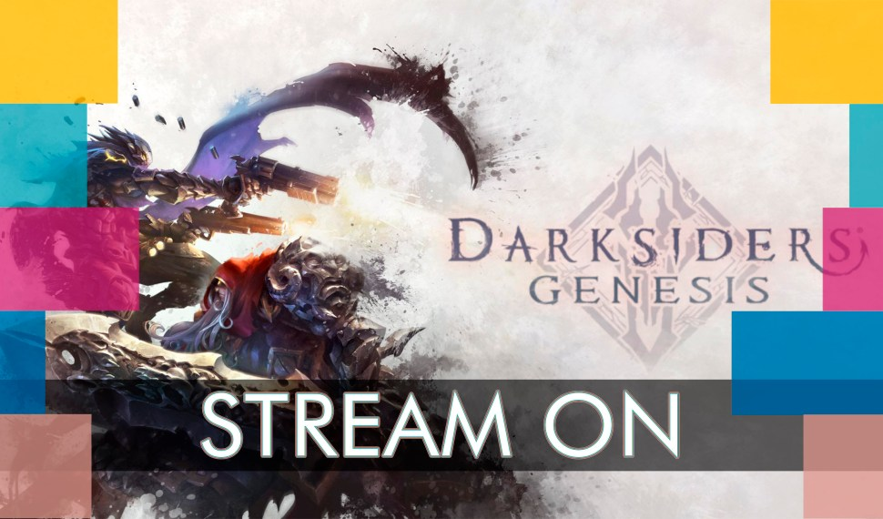 Stream Diario: Darksiders Genesis