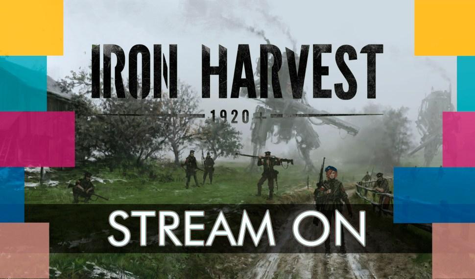 Stream Diario: Iron Harvest