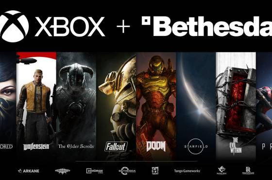 Microsoft adquirirá ZeniMax Media y su productor de juegos Bethesda Softworks
