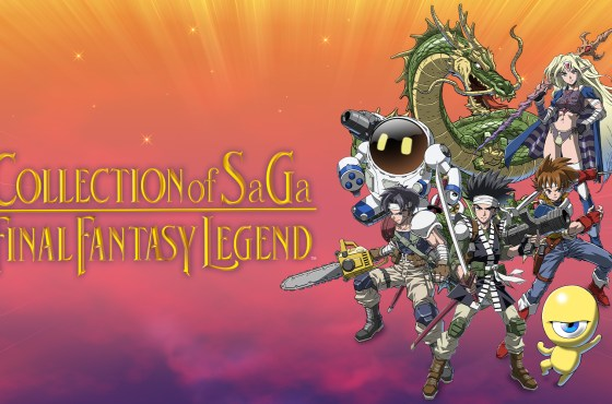 Nuevo Trailer de Collection of Saga Final Fantasy Legend
