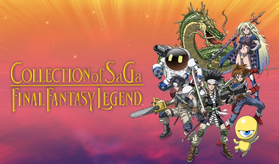 Nuevo Trailer de Collection of Saga Final Fantasy Legend