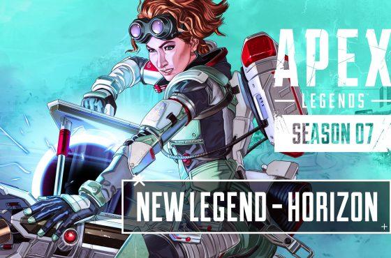 Apex Legends muestra mas detalles sobre Horizon
