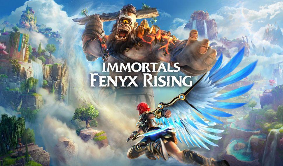 Estamos jugando Immortals: Fenix Rising