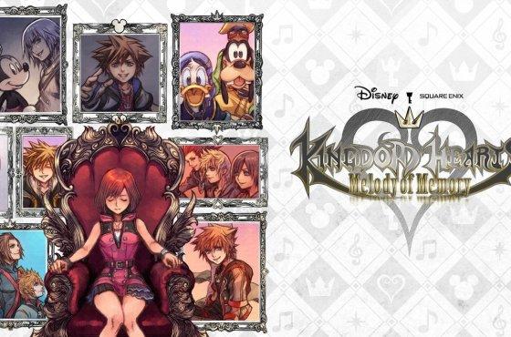 Kingdom Hearts: Melody of Memory ya tiene fecha de lanzamiento