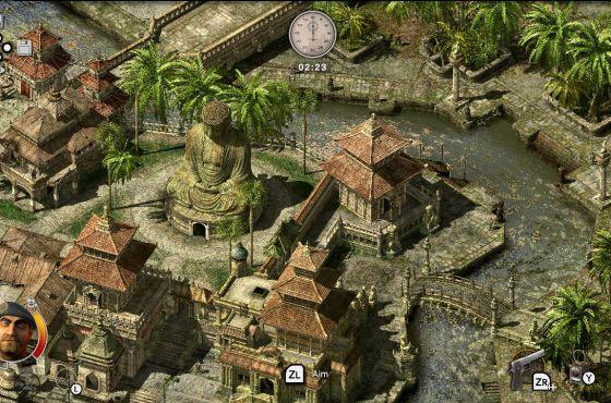 Commandos 2 HD Remaster ya disponible en Nintendo Switch