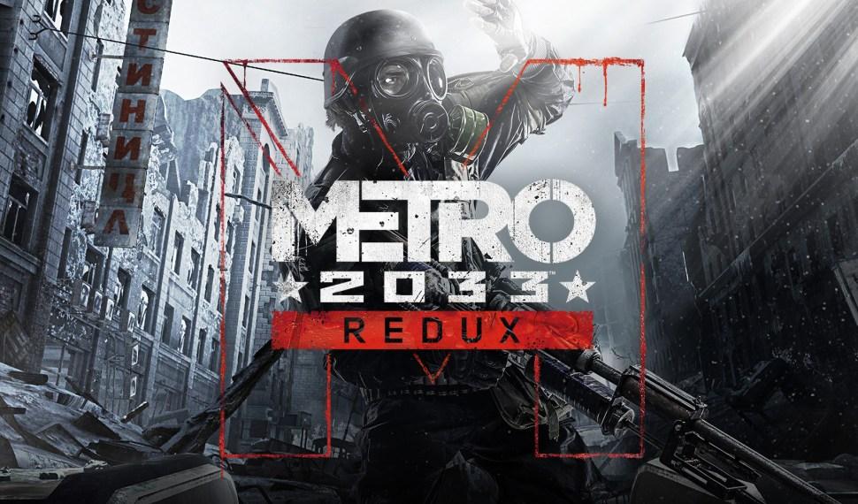 Hoy Gratis en Epic Store: Metro 2033
