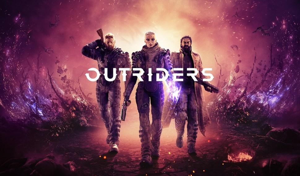 OUTRIDERS muestra su nuevo trailer