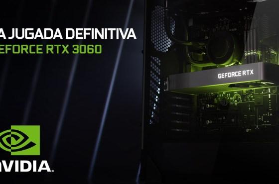 """NVIDIA presenta la GeForce RTX 3060, la nueva generación """"luchadora"""""""
