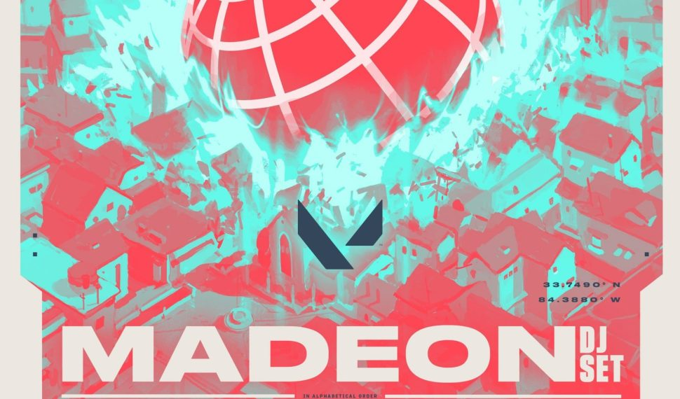 Madeon encabeza el line-up del wwFest: VALORANT
