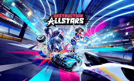 Destruction AllStars ya esta disponible en PS Plus